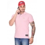 GOLA POLO BRB ROSA PATCH