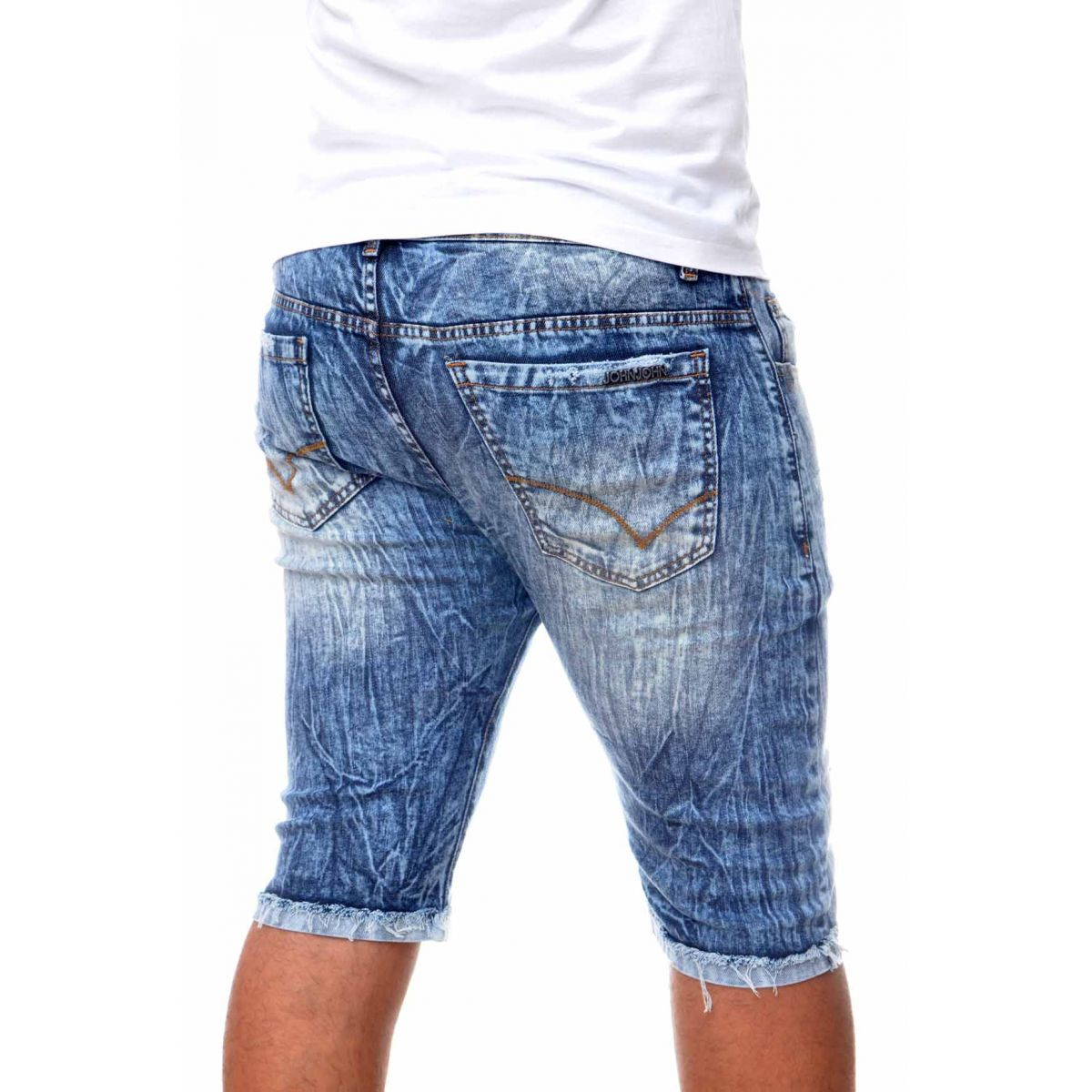Bermuda Jeans John John Marmorizada  - Ca Brasileira