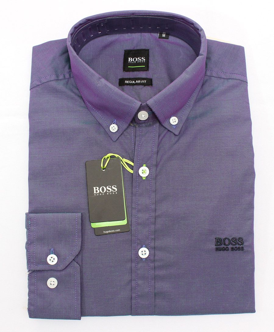 Camisa Social HB Roxa