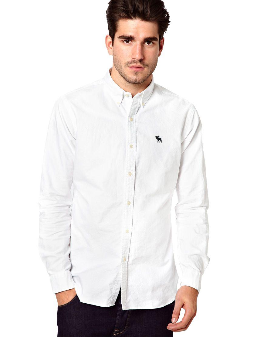 Camisa Social Oxford ABR 01