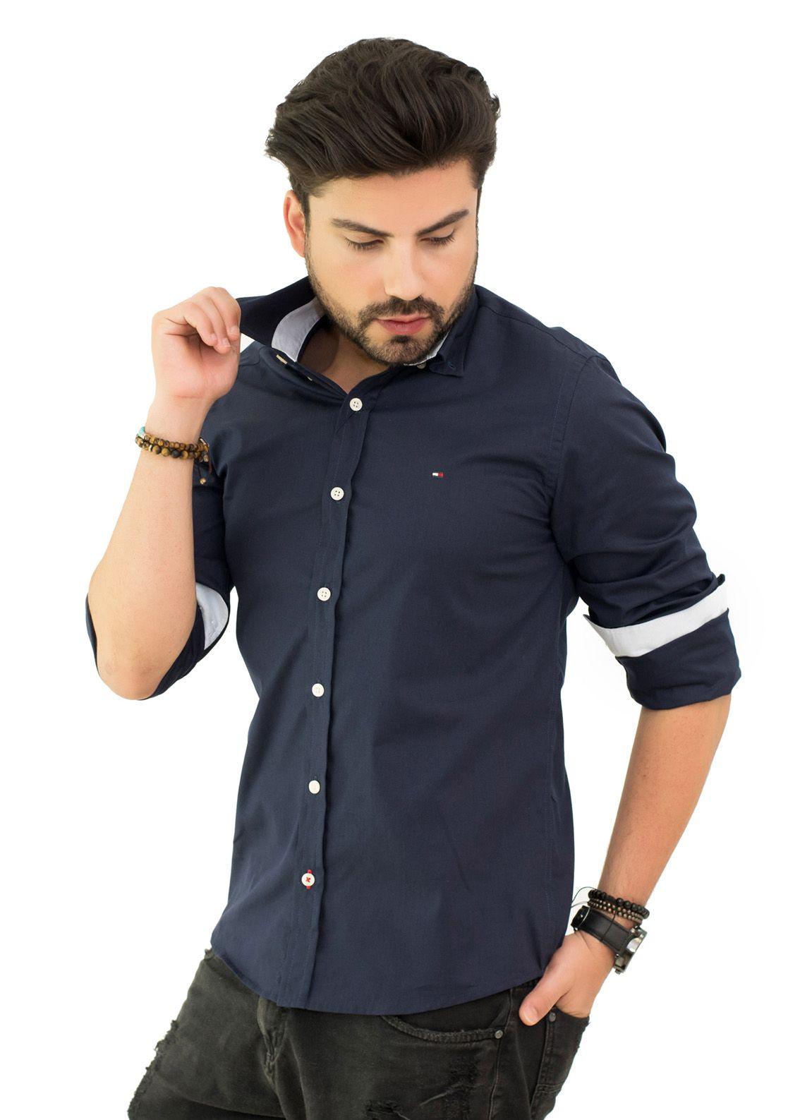 Camisa Social TH Marinho
