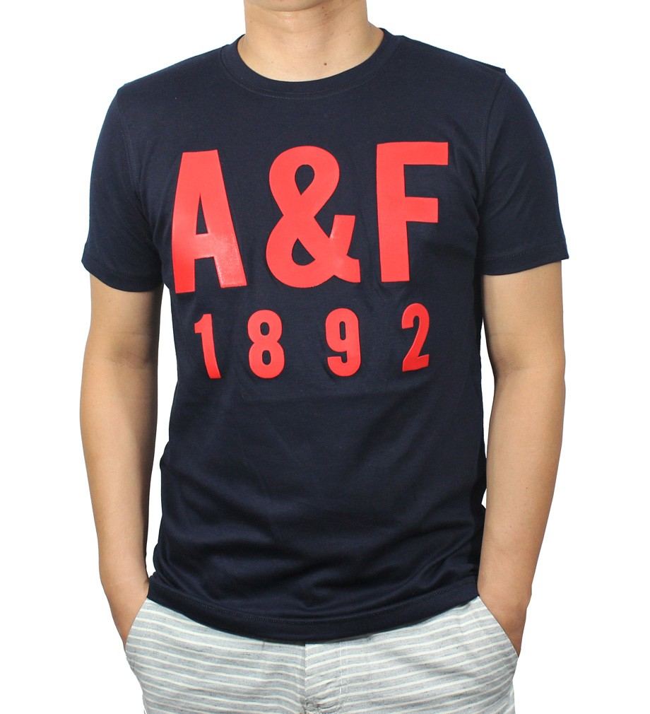 Camiseta ABR Azul Marinho AF1892  - Ca Brasileira
