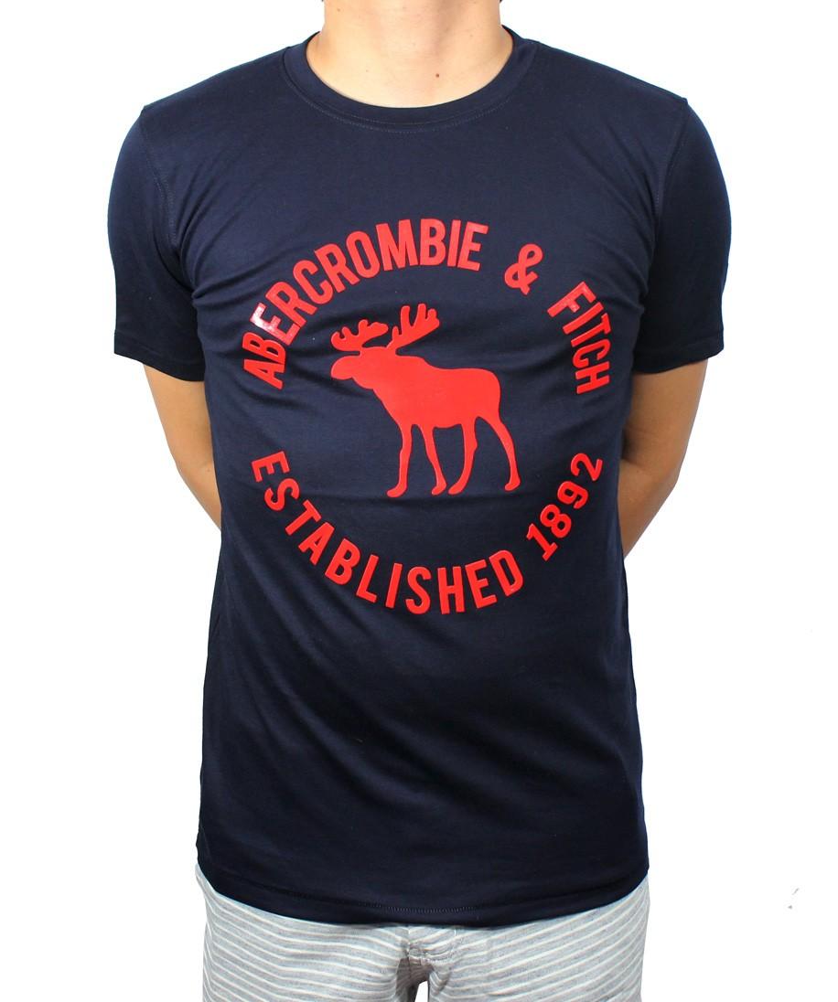Camiseta ABR Azul Marinho Big Logo
