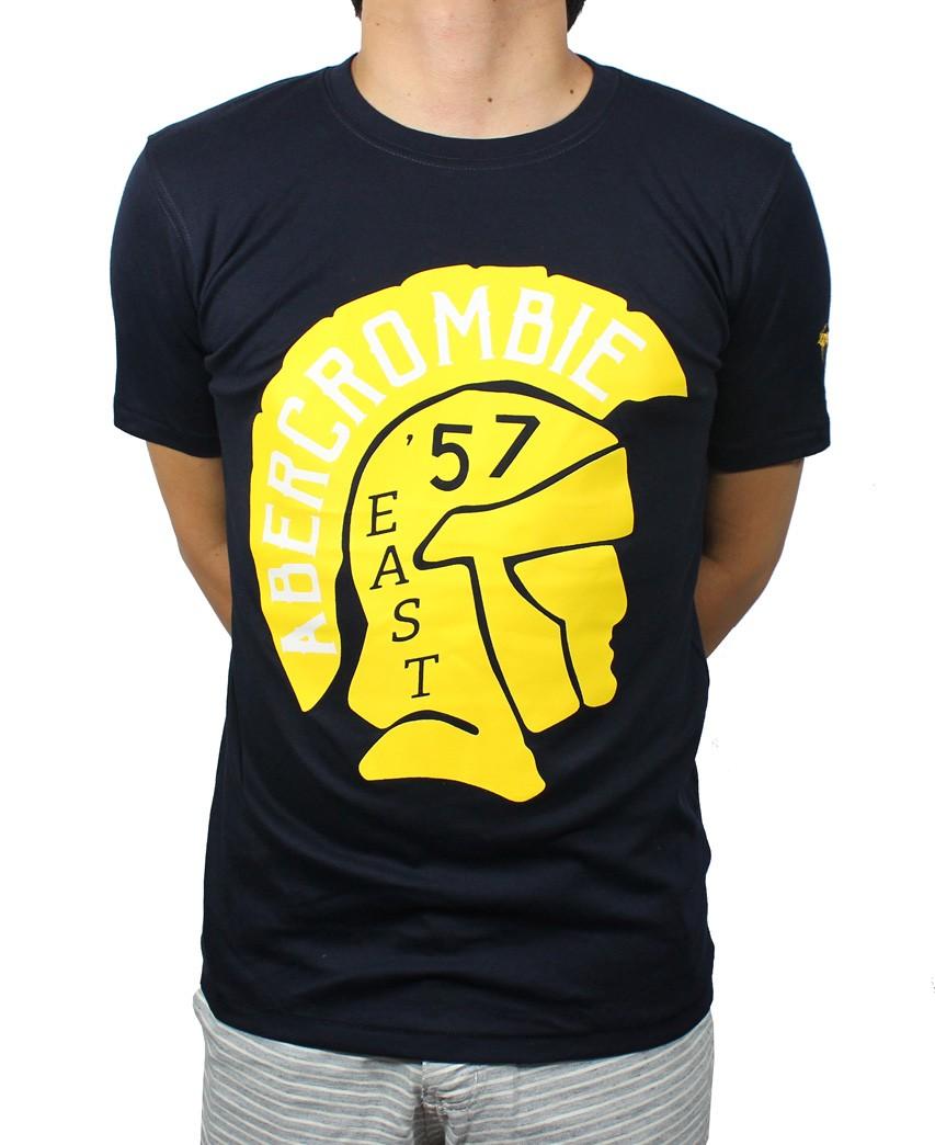 Camiseta ABR Azul Marinho Espartano