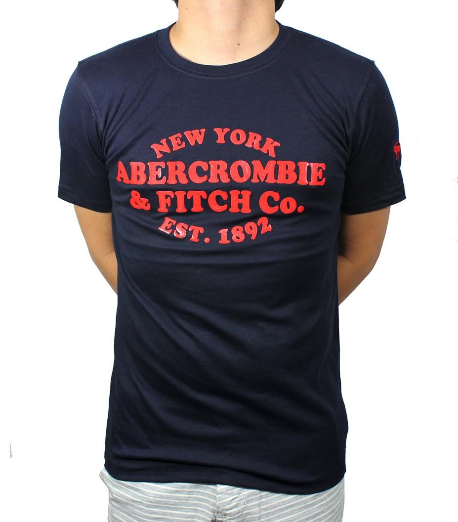 Camiseta ABR Azul Marinho New York  - Ca Brasileira
