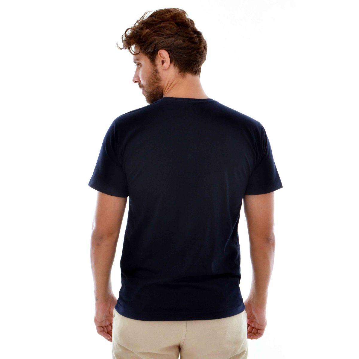 Camiseta Basic TH Preta  - Ca Brasileira