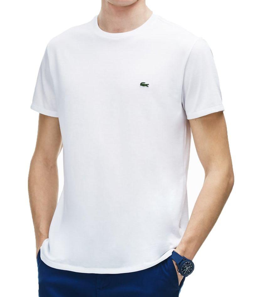 Camiseta Basica L-01 Branca