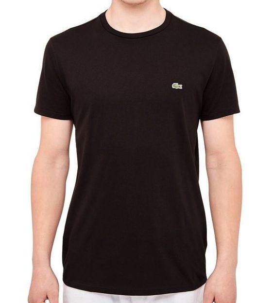 Camiseta Basica L-02 Preta