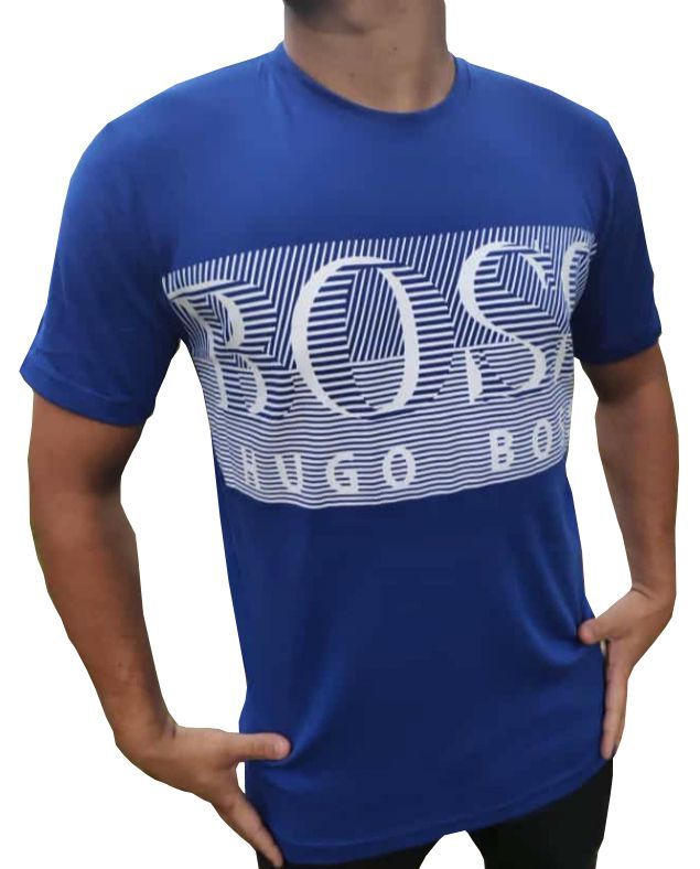Camiseta HB Royal - 01 Slim Fit