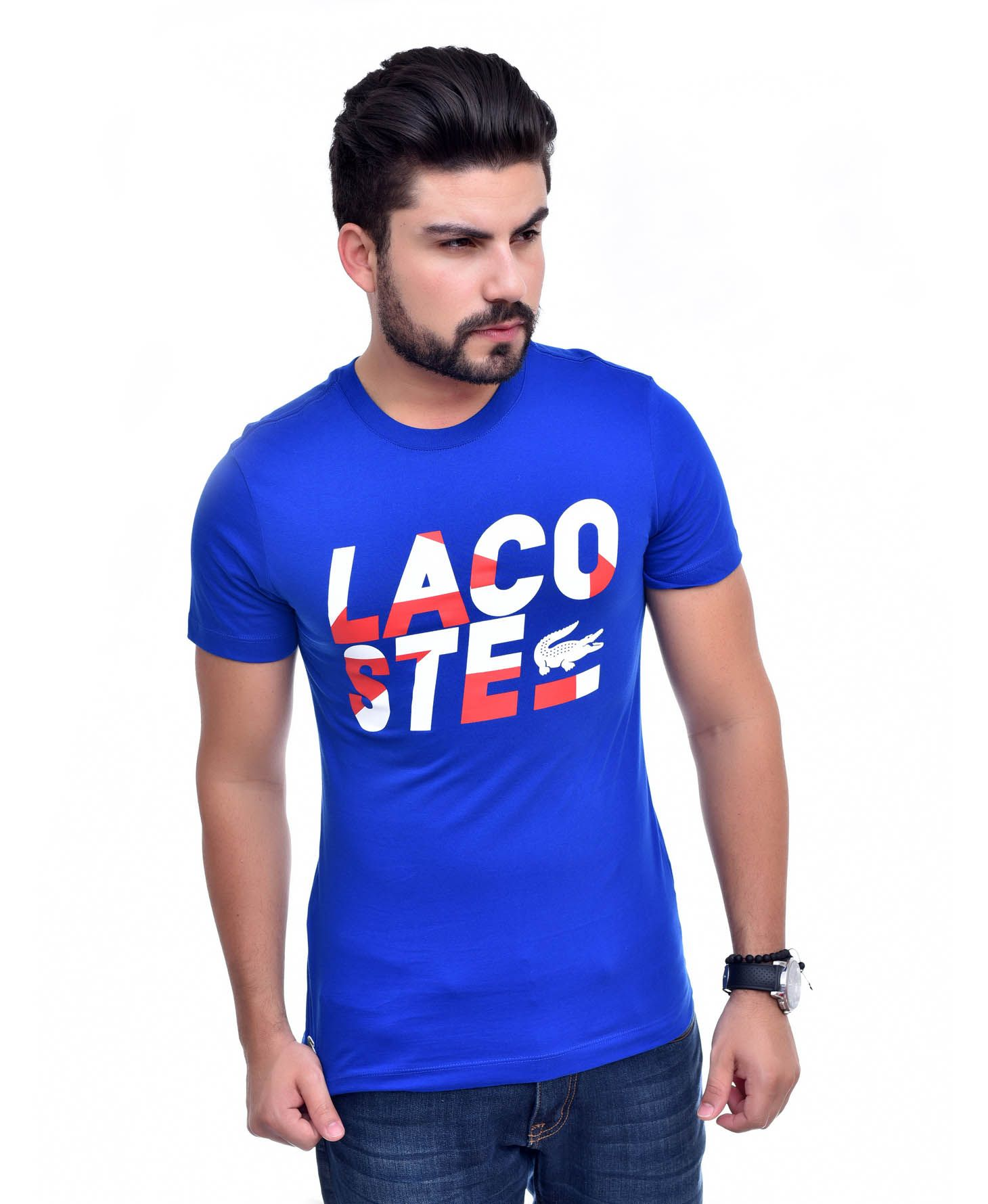 CAMISETA L-02 ROYAL