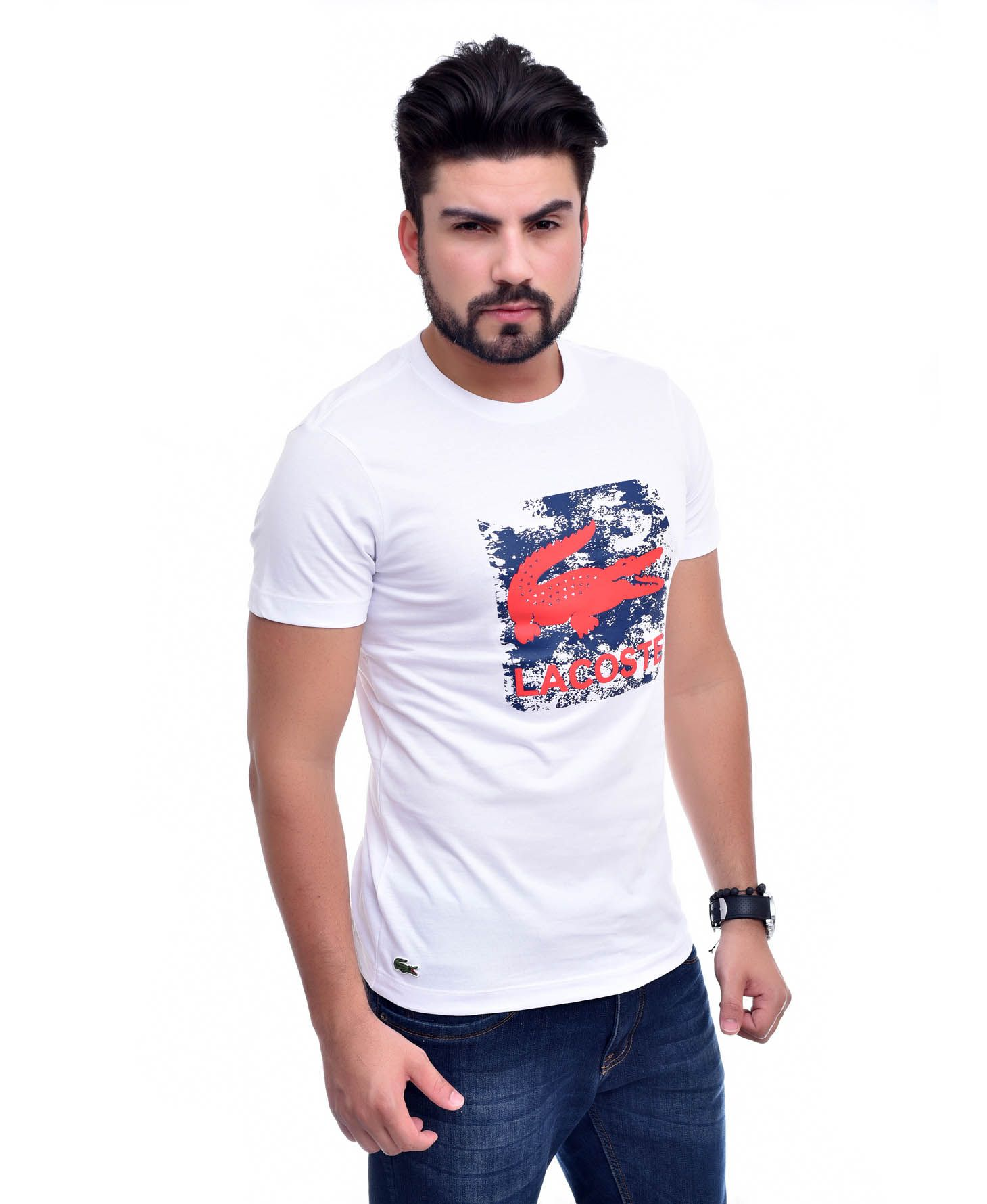Camiseta L-03 Branco