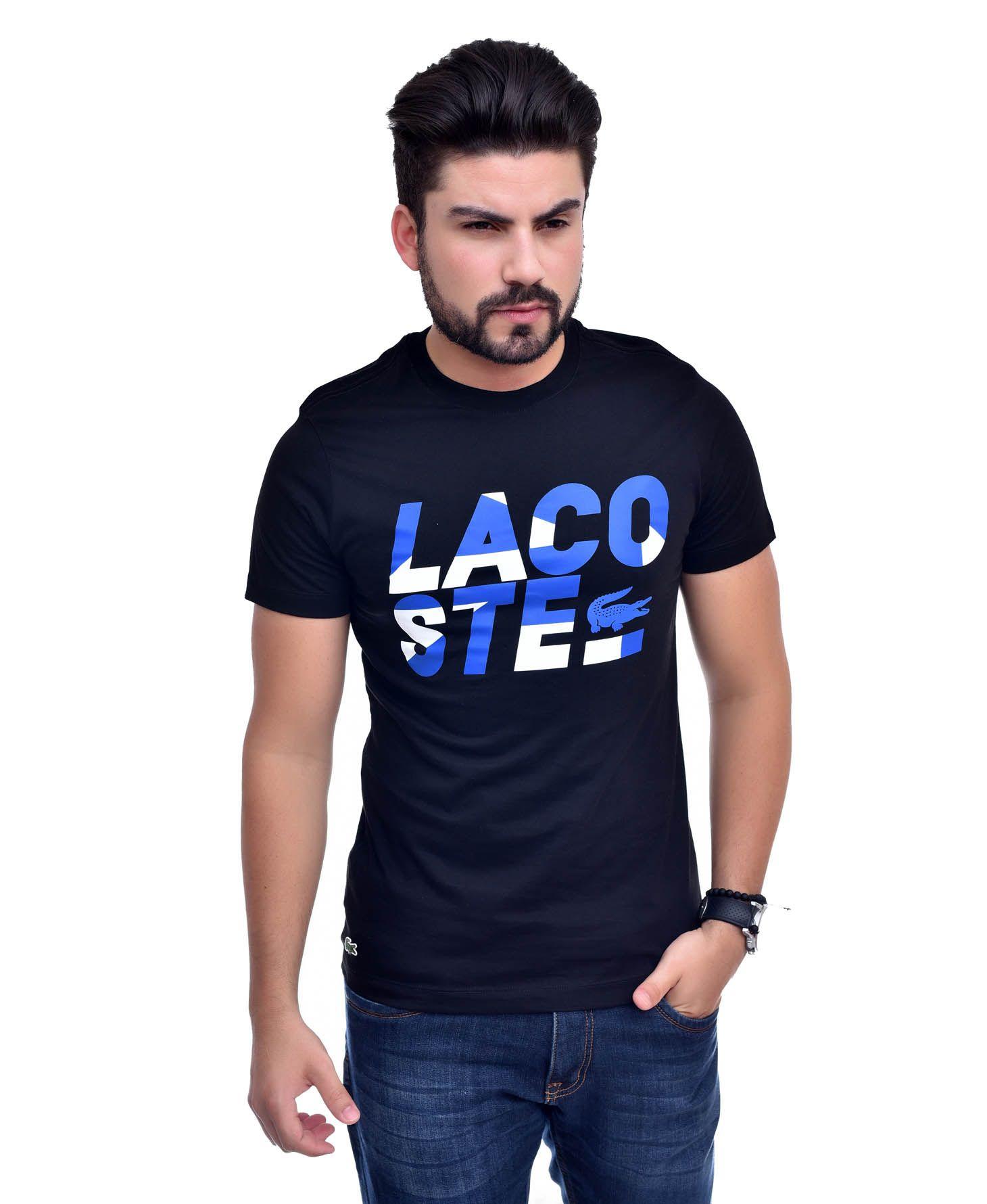 Camiseta L-04 Preta