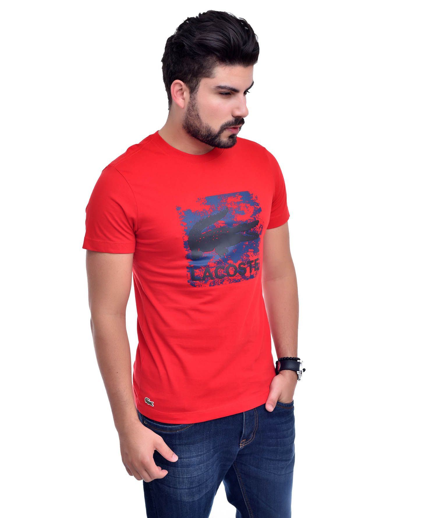 Camiseta L-05 Vermelho