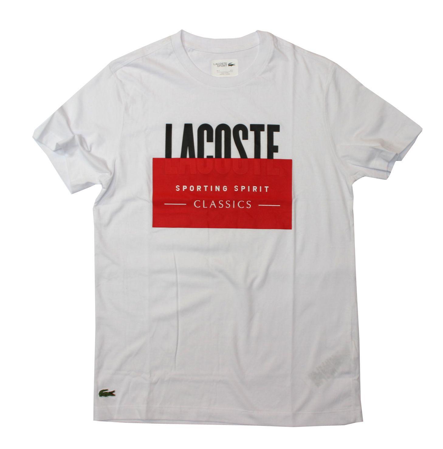 Camiseta L-23 Branca