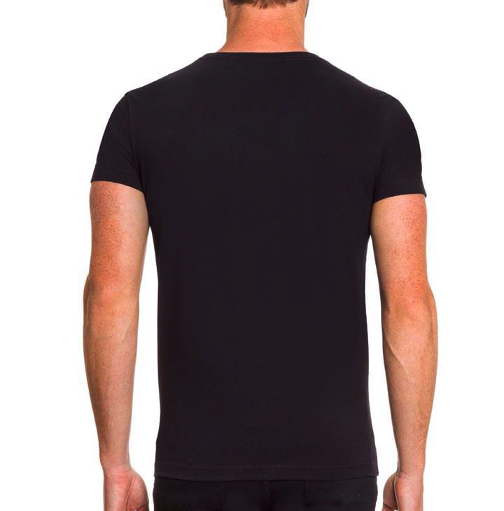 Camiseta Osklen Rj Preta  - Ca Brasileira
