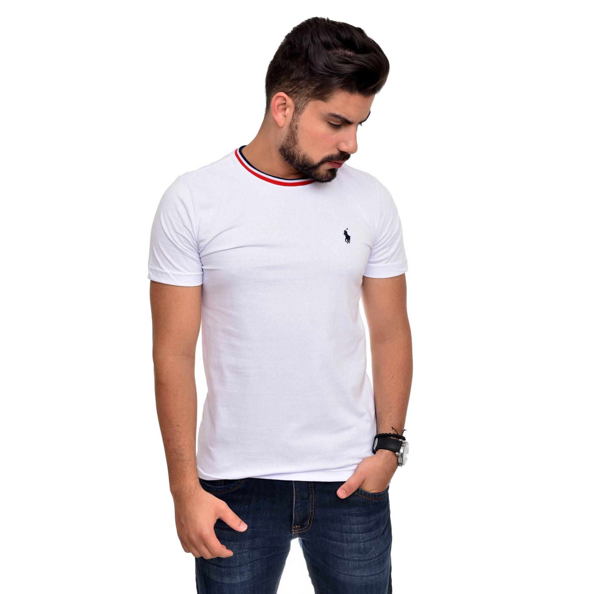 Camiseta RL Branca TR