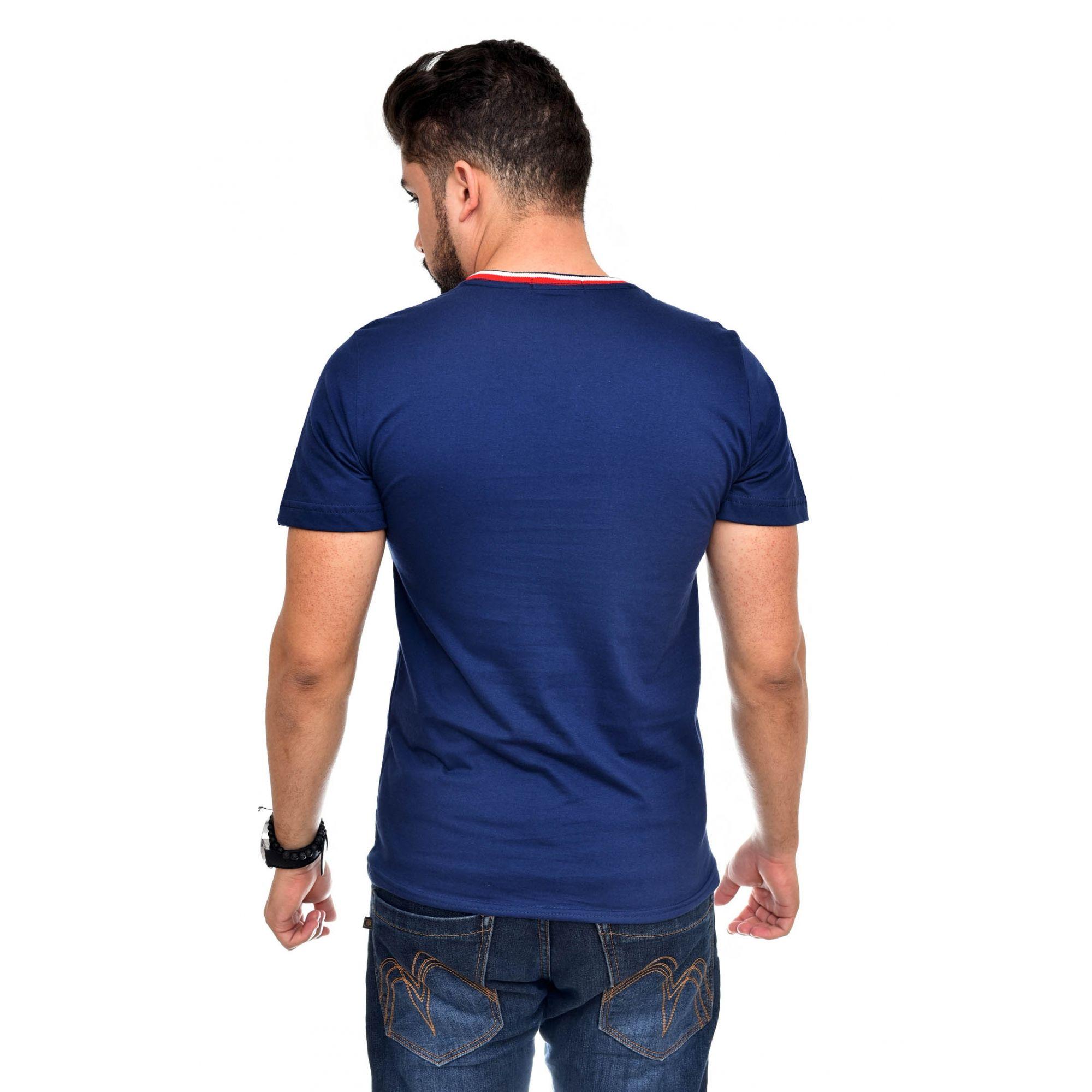 Camiseta RL Marinho TR  - Ca Brasileira