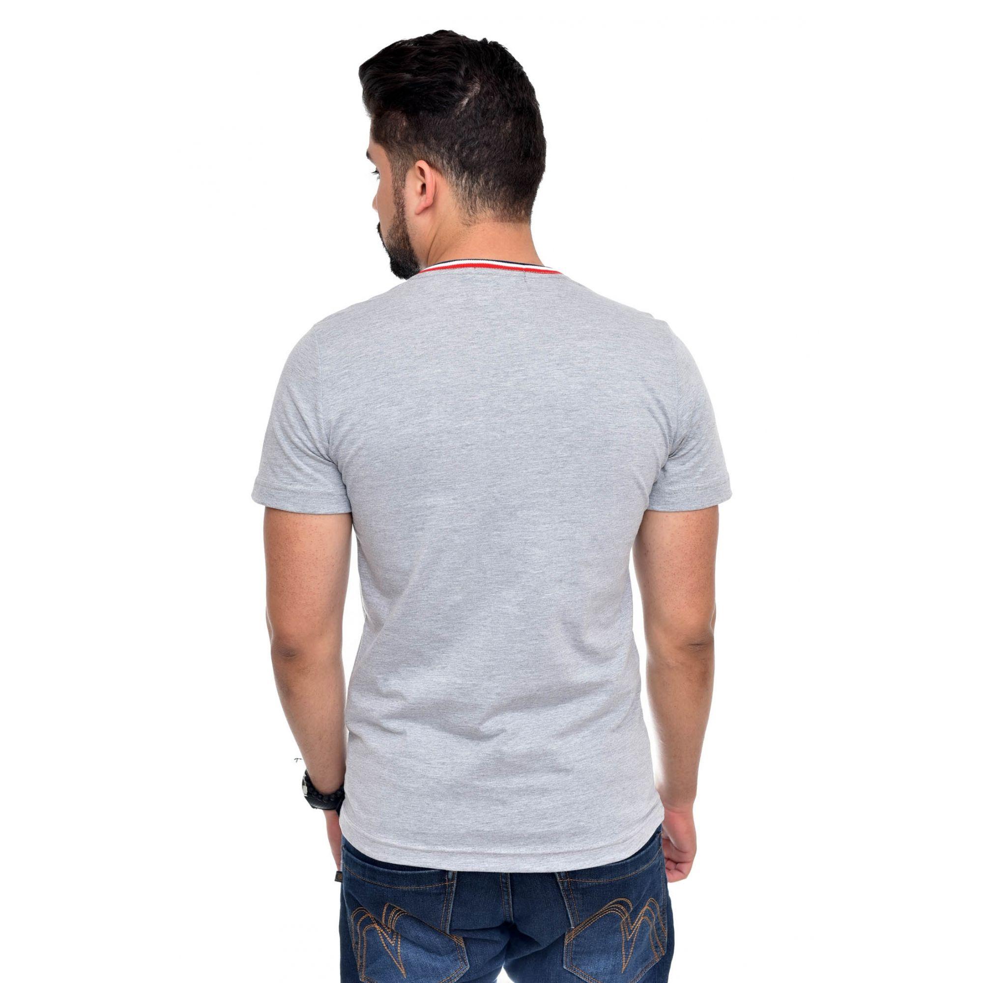Camiseta RL Mescla Claro TR  - Ca Brasileira