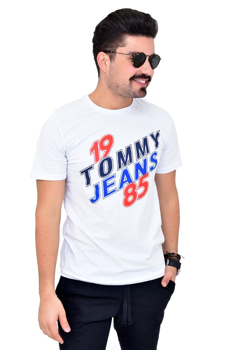 Camiseta TH Branca 19  - Ca Brasileira