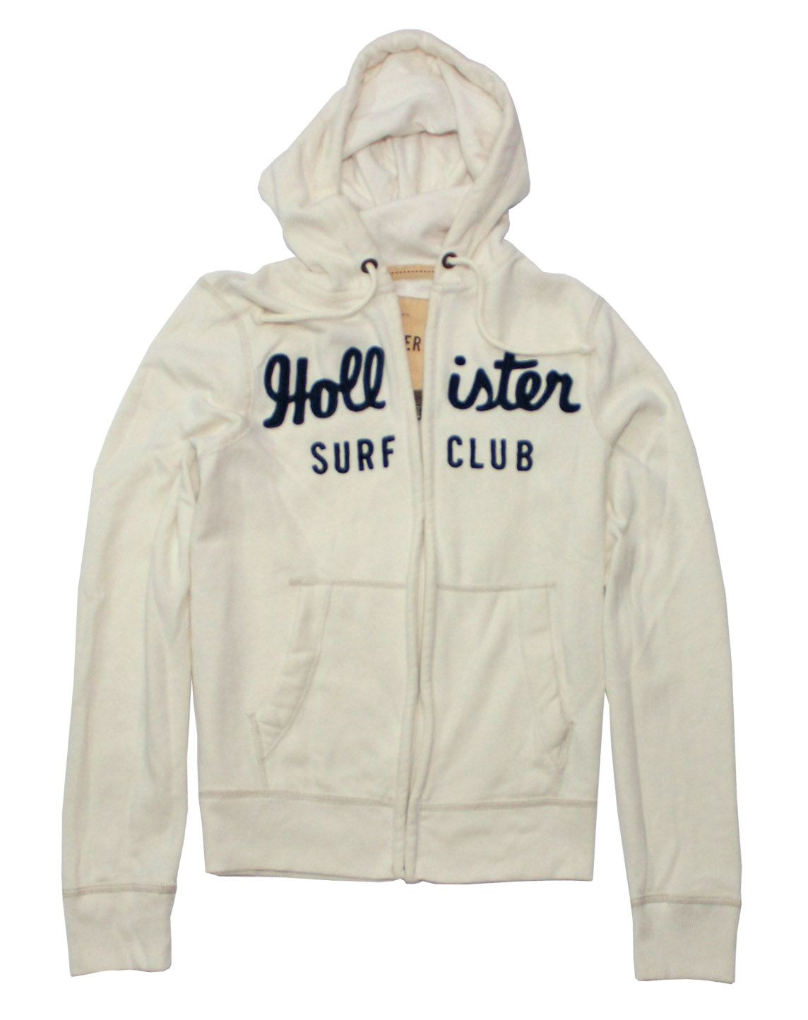 Moletom Hollister Surf Club Offwhite