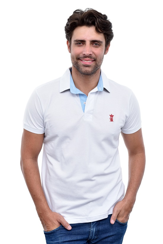 Polo Sergio K Mare Branca