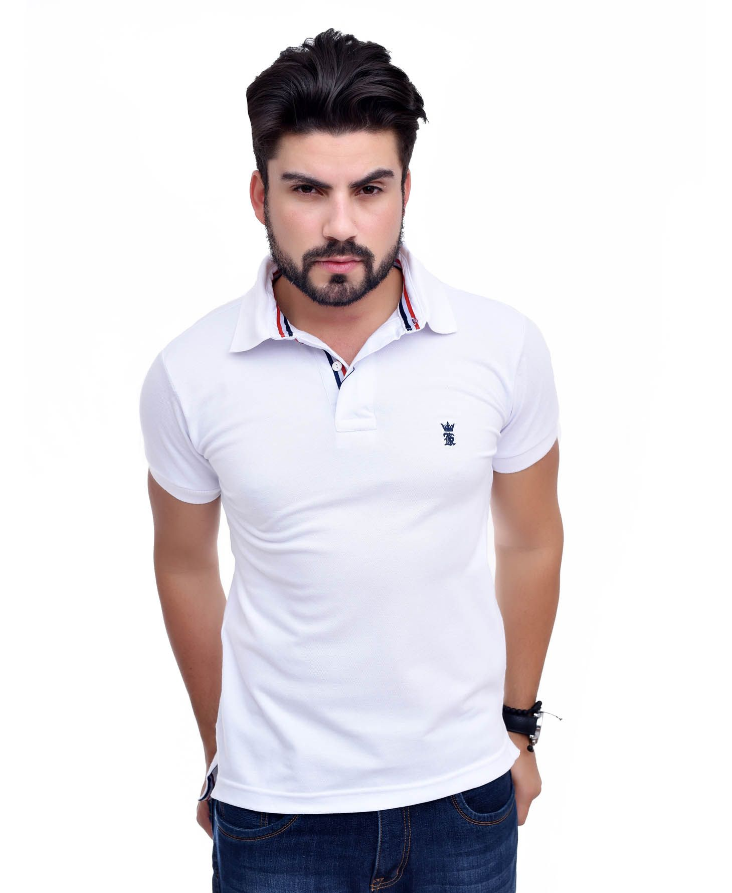 Polo SK New TC Branco
