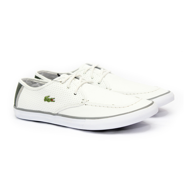 060207ddbdb18 Sapatênis Lacoste Sport Branco Lacoste Masculino Outlet Califórnia ...