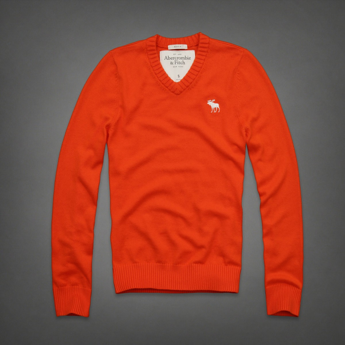 TRICOT ABERCROMBIE AND FITCH