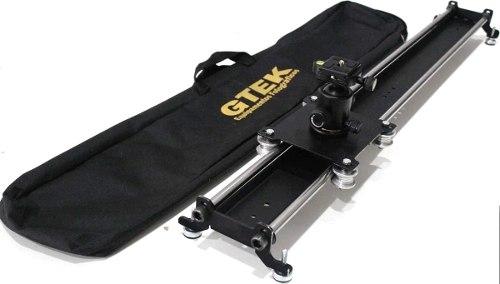 Slider TravelCAM 4k  - GTEK