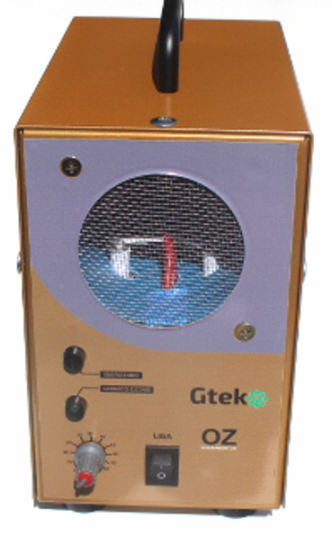 Gerador De Ozônio Para Ambientes E Automóveis GOLD  - GTEK