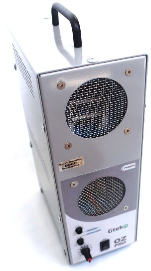 Gerador De Ozonio Purific 40g/h Gtek PROFISSIONAL  - GTEK