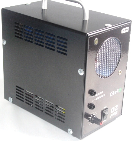 Gerador de Ozonio Pro Black  - GTEK