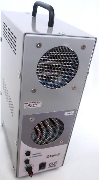Oxi Sanitização Gas Ozônio Gtek Clinica Estética  - GTEK