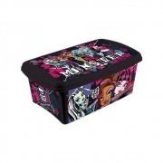 Caixa Organizadora - Monster High - 4,2L