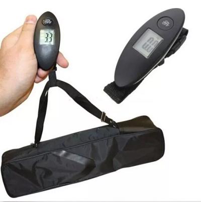 Balança Digital Portátil p/bagagem até 40 kg - Western   - Eu Organizo