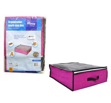 Caixa Organizadora Multi-uso Box - Grande  - Eu Organizo