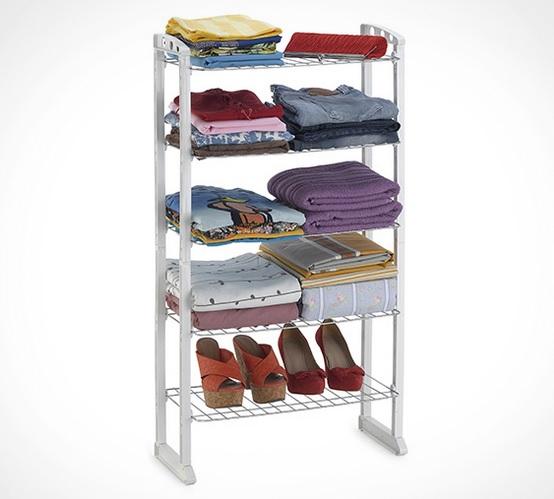 Estante Organizadora Multiuso 5 andares  - Eu Organizo