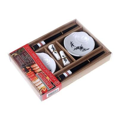 Kit para comida japonesa HausKraft   - Eu Organizo