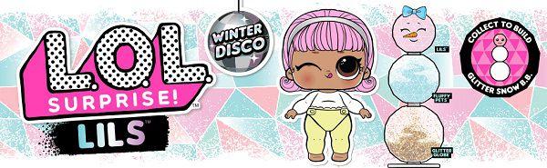 LOL - Winter disco  - Eu Organizo