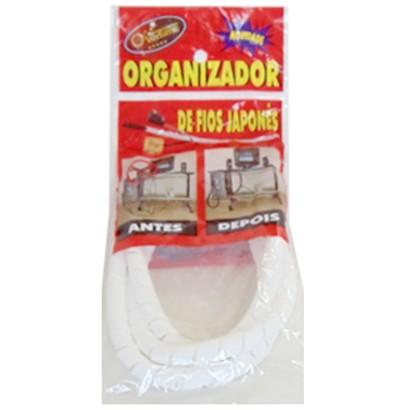 Organizador de fios   - Eu Organizo
