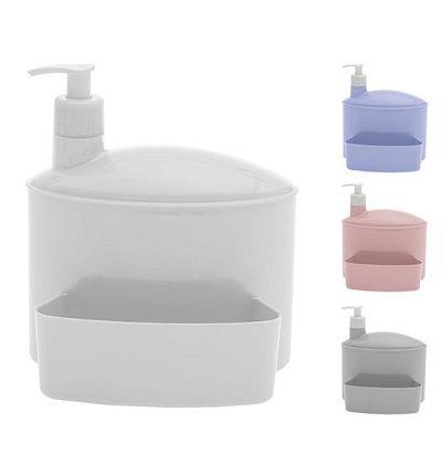 Porta detergente 1L e esponja   - Eu Organizo