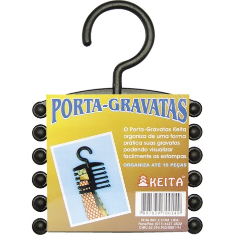 Porta Gravatas  - Eu Organizo