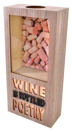 Quadro Porta Rolhas De Vinho Com 5 Leds - Master Frame  - Eu Organizo