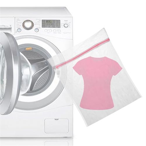 Saco Para Lavar Roupas - 40 x 50cm  - Eu Organizo