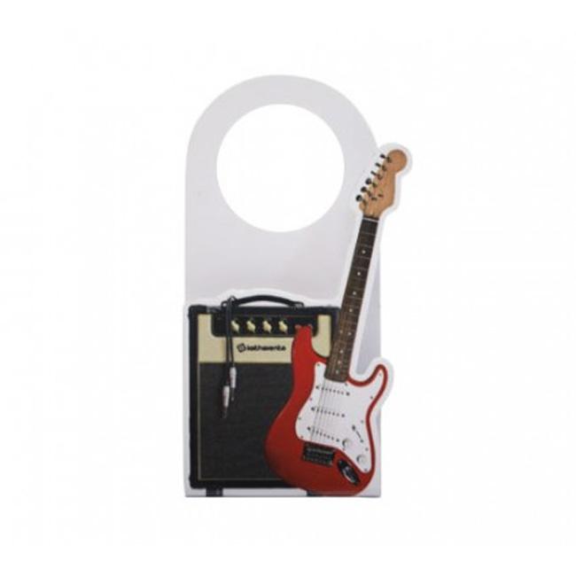 Porta Celular Tomada Rock And Roll