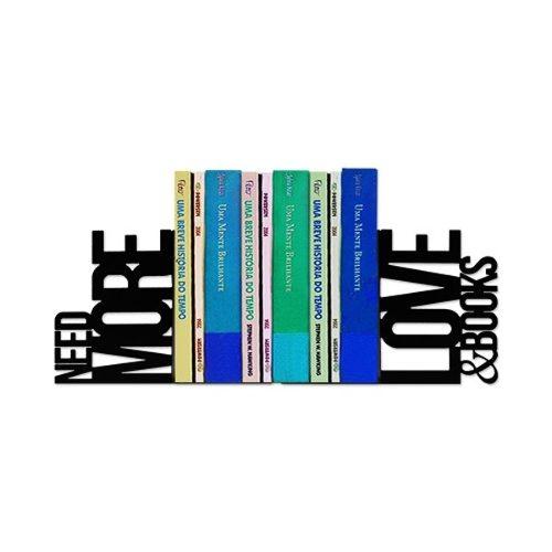 Suporte Aparador De Livros Dvd Cd Need More Love Books