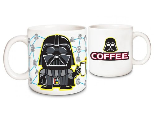 Caneca Chocolate Coffee Vader Star Wars