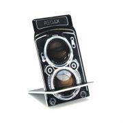 Suporte De Mesa Para Celular Camera Antiga