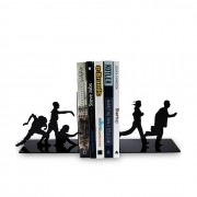 Suporte Aparador De Livros Dvd Cd - Ataque Zumbi