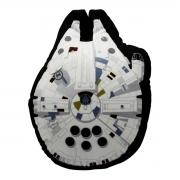 Almofada Nave Millennium Falcon Star Wars 3D